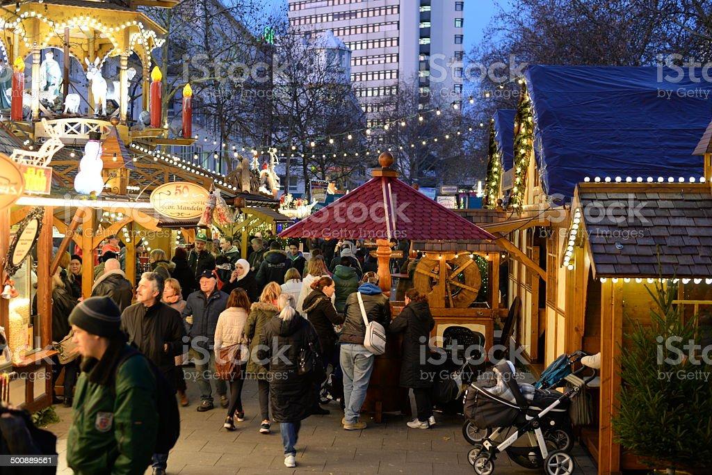 Offenbach Weihnachtsmarkt.Weihnachtsmarkt In Offenbach Stockfoto Und Mehr Bilder Von