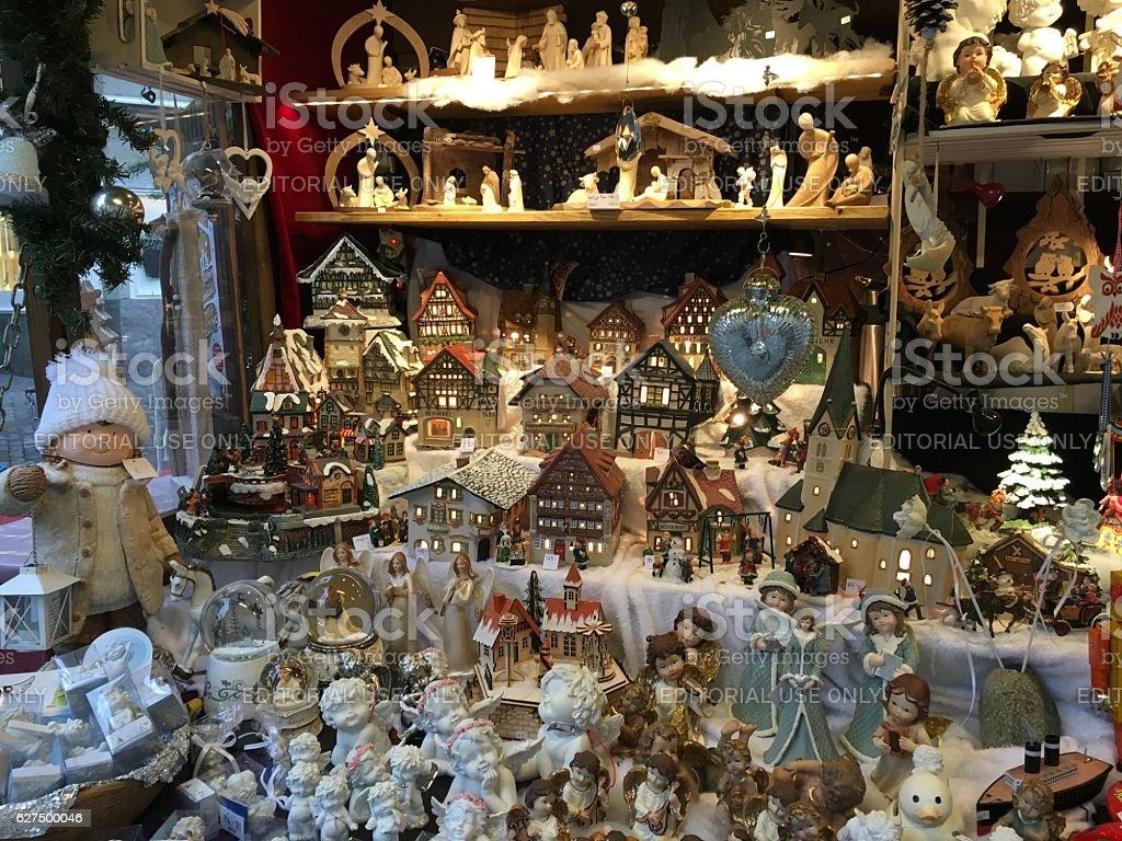Christmas Market In Switzerland Zurich Stock Photo & More Pictures ...