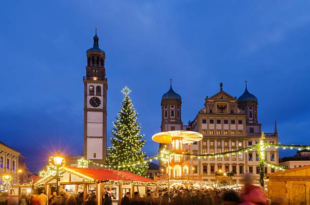 Weihnachtsmarkt – Foto