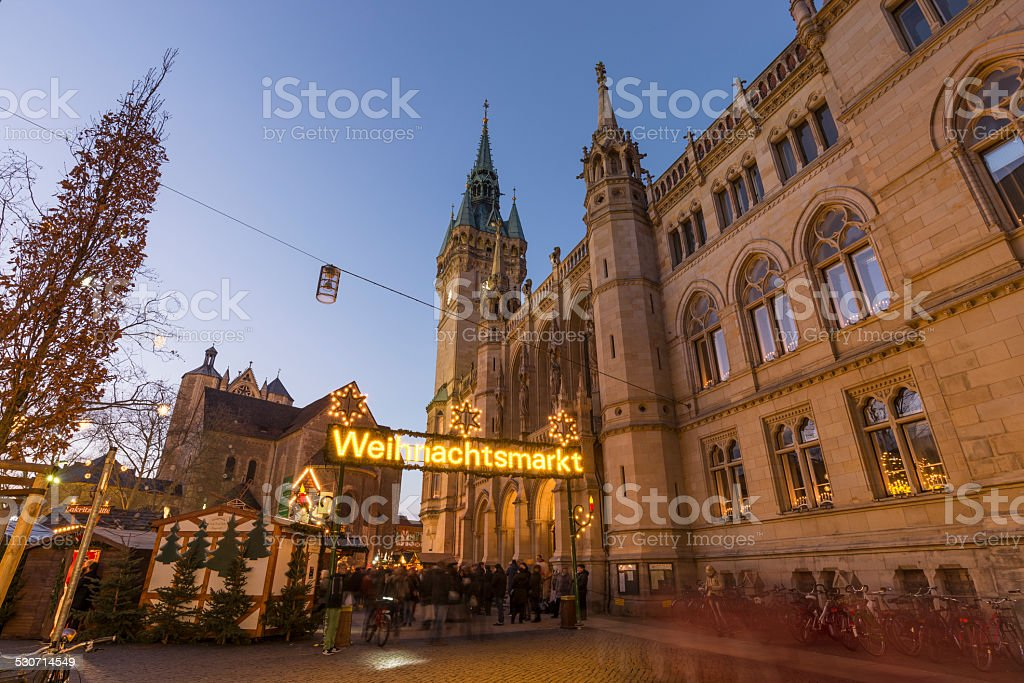 Christmas market – Foto