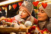 istock Christmas market 618196712