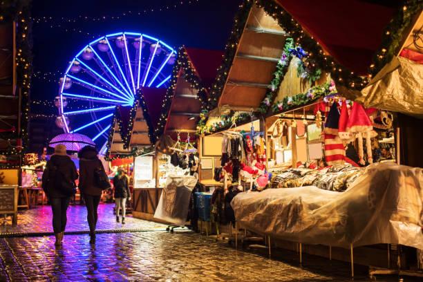 Weihnachtsmarkt Rostock – Foto