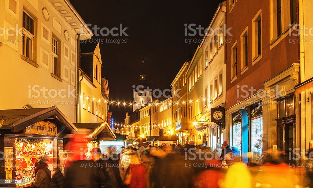 Weihnachtsmarkt Schwarzenberg.Weihnachtsmarkt Schwarzenberg Stockfoto Und Mehr Bilder Von Advent
