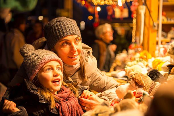 Weihnachtsmarkt-Überraschung – Foto