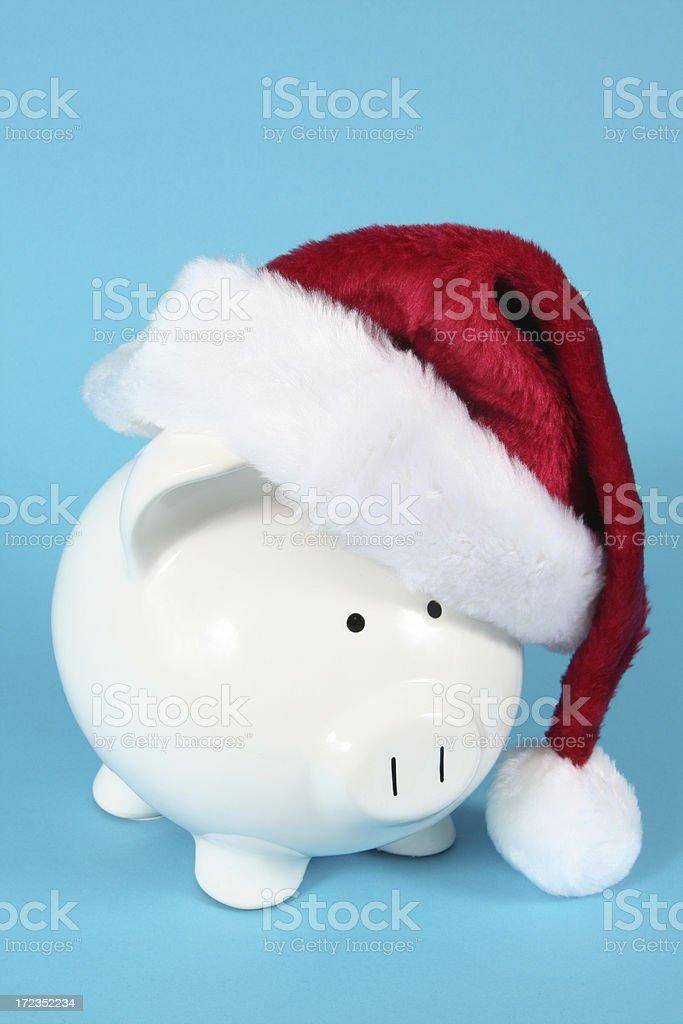 Christmas Money royalty-free stock photo