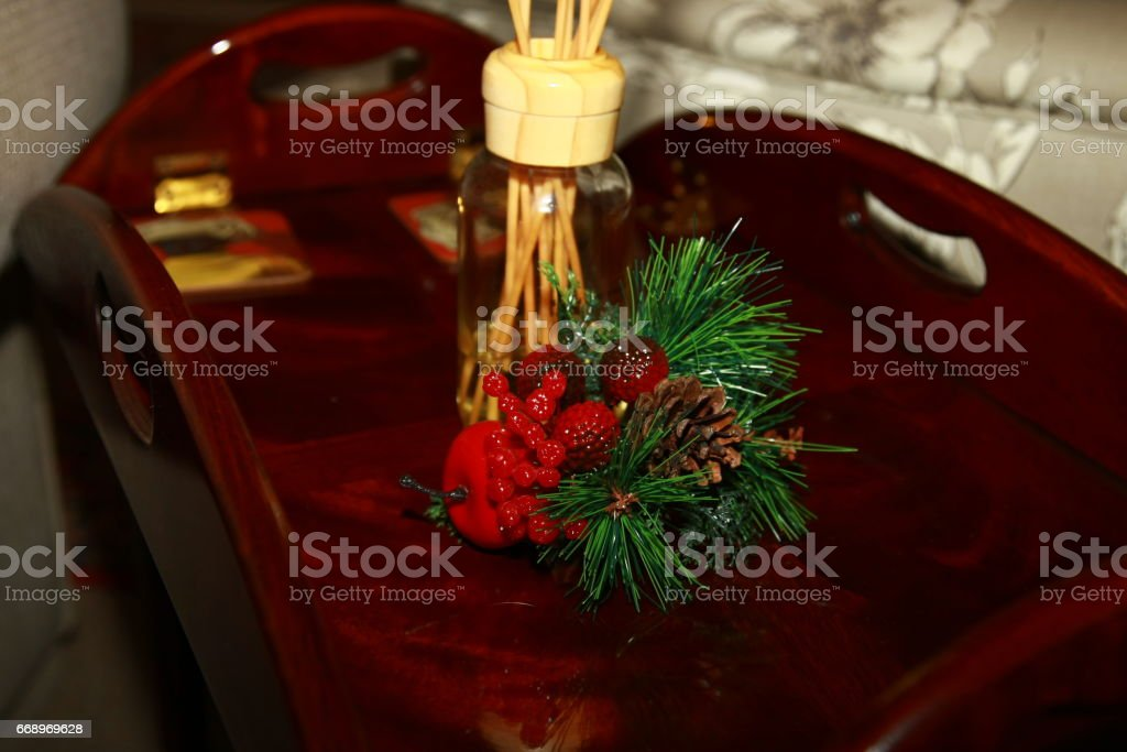 Christmas moods, festivities and Decorations foto stock royalty-free