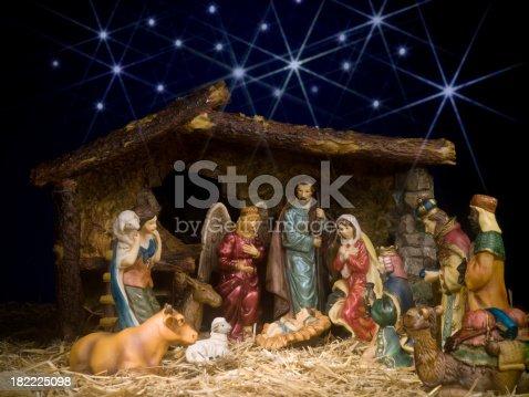 istock Christmas Nativity 182225098