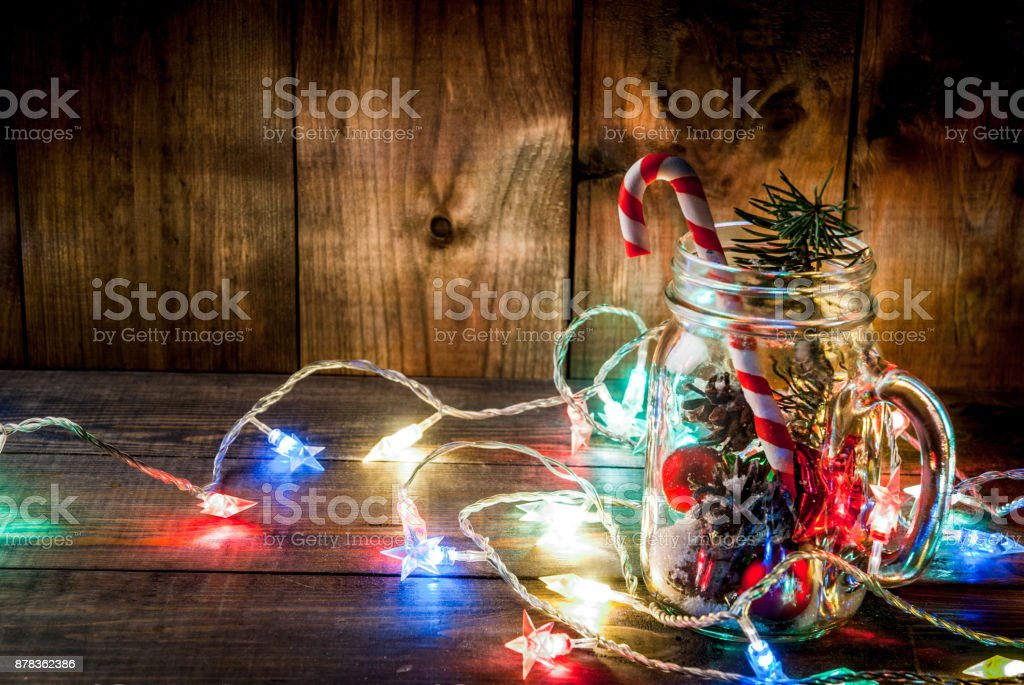 Christmas, New Year's concept - Royalty-free Artificial Stock Photo