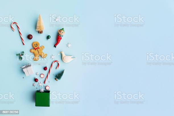 Christmas objects in a gift box picture id868136256?b=1&k=6&m=868136256&s=612x612&h=jbngbvu ak92aoqhepwaobckgnygdgrvb6mq6npr3h4=