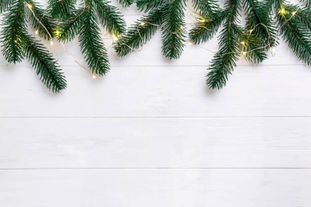 christmas or new year background - christmas lights imagens e fotografias de stock