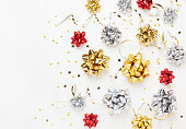 istock Christmas or New Year composition 1273965688
