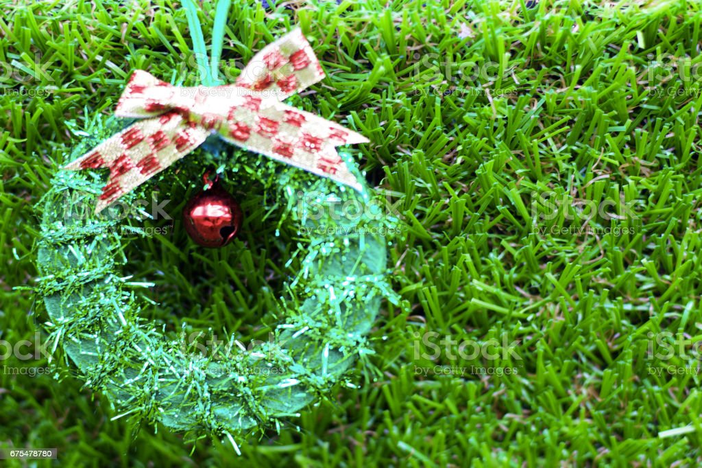 Christmas oranament photo libre de droits