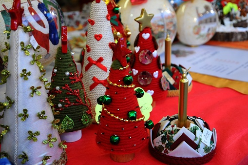 Christmas Ornaments And Decorations Stock Photo Download Image Now