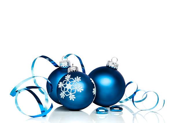 Décorations de Noël et ruban - Photo