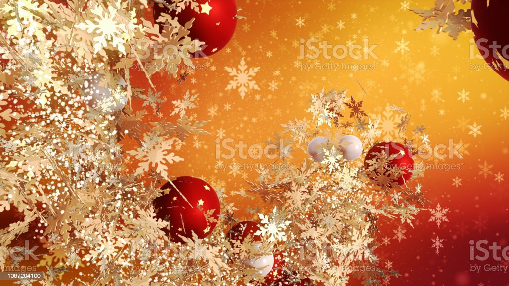 Christmas Ornaments Background.Christmas Ornaments Background Stock Photo Download Image Now