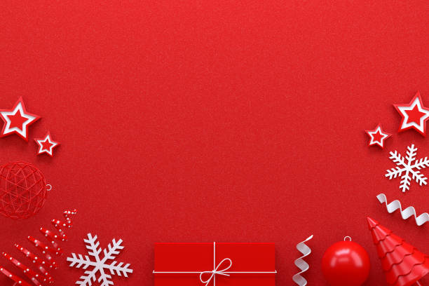 Christmas ornaments on red background new year concept picture id1185803889?b=1&k=6&m=1185803889&s=612x612&w=0&h=1ekxste1xnzh8wg3efevnhewzzlkibxhytr4 2 q3mi=