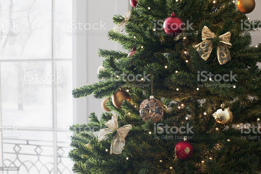 Weihnachten Weihnachtsschmuck auf Baum – Foto