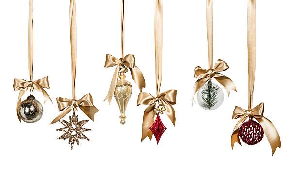 Navidad ornamentos  - foto de stock