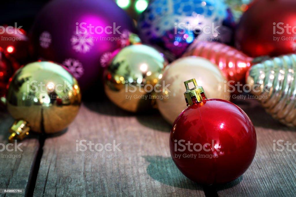 Weihnachten Weihnachtsschmuck – Foto