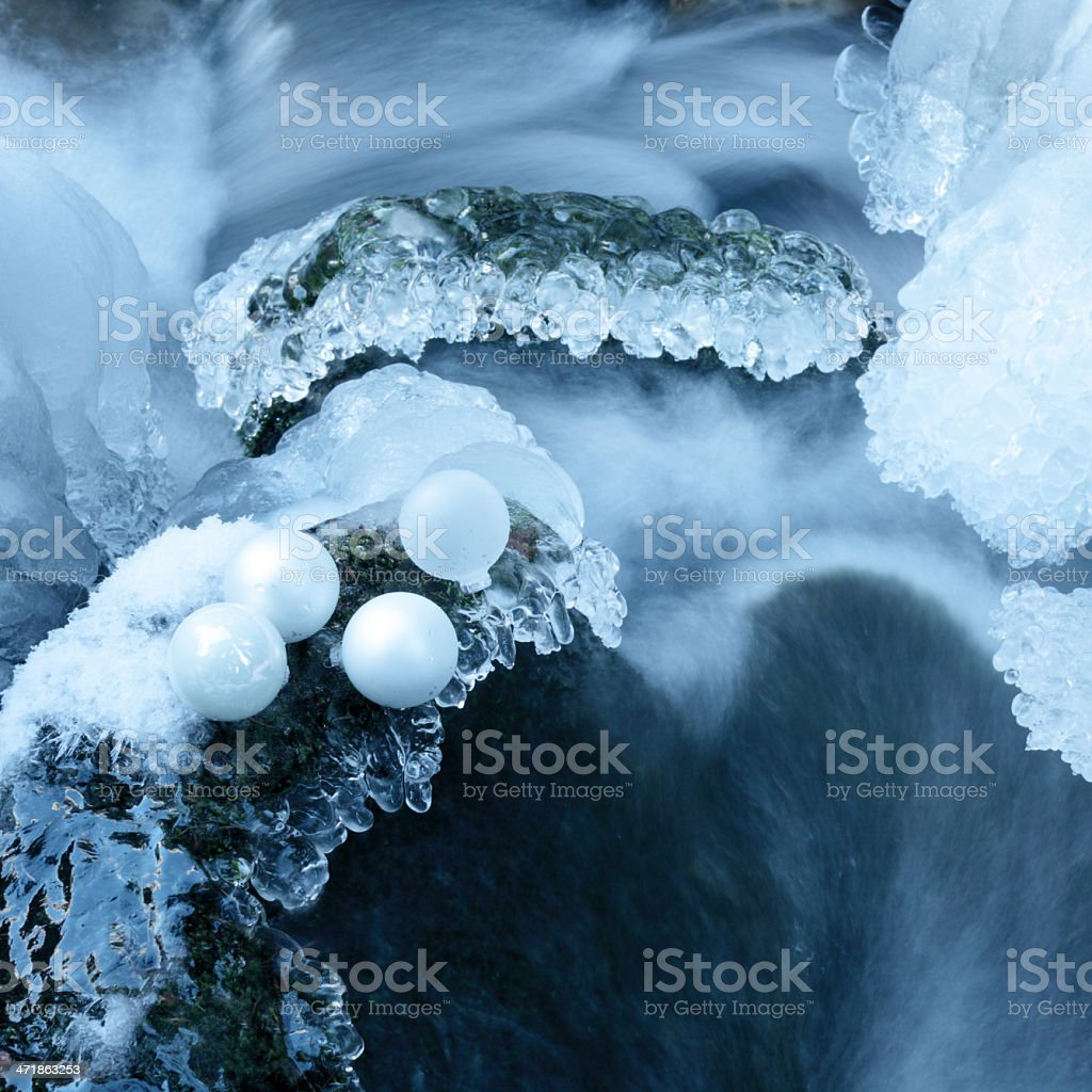 Christmas outdoor royalty-free stock photo