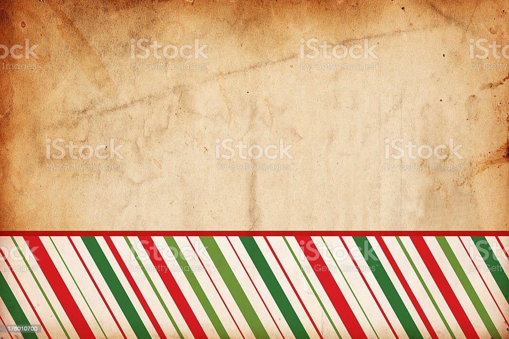 Christmas Paper Background stock photo