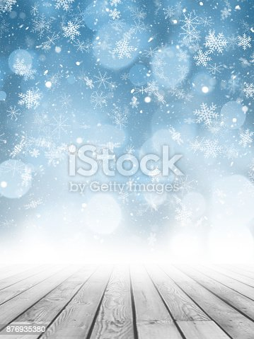 istock Christmas photography backdrop 876935380