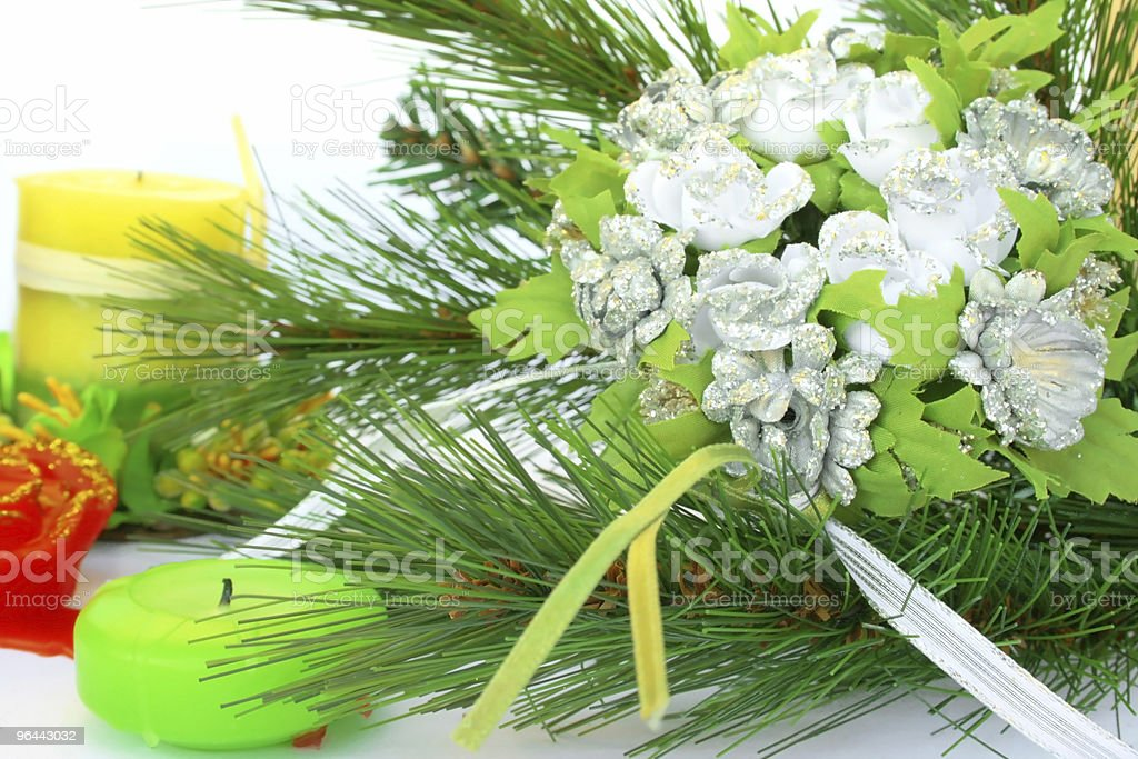 Christmas - Royalty-free Above Stock Photo