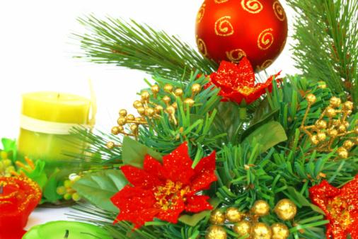 Foto de De Natal e mais fotos de stock de Acima