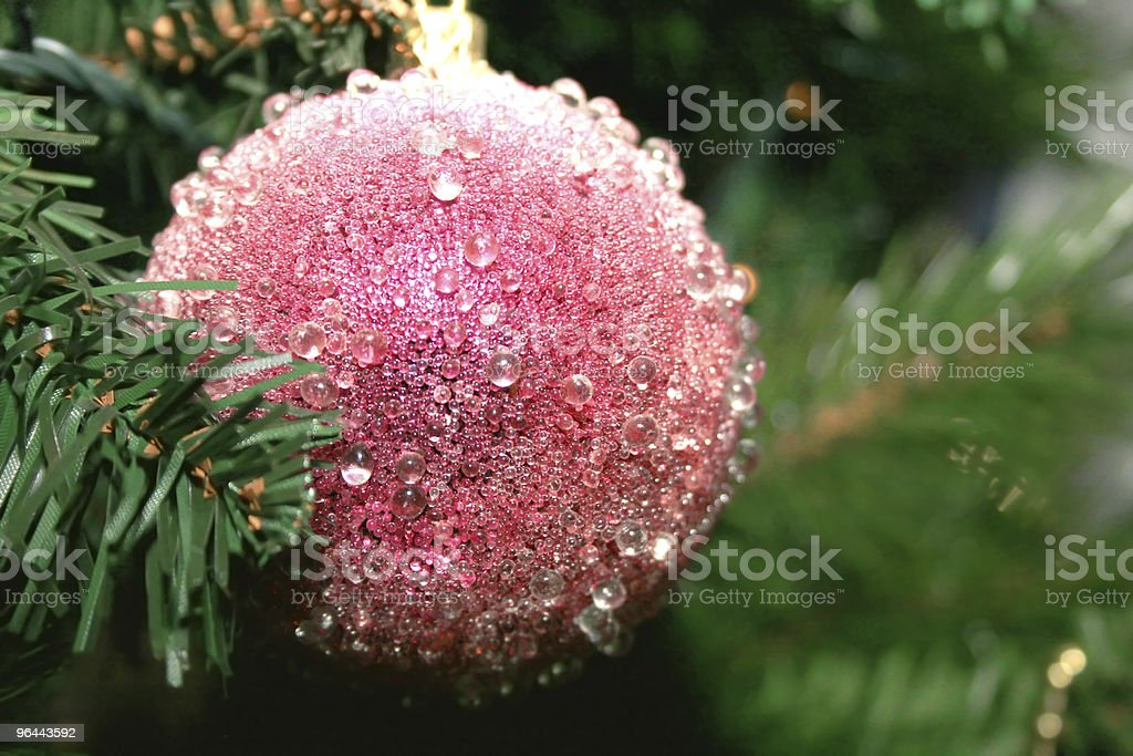 Christmas - Royalty-free Achtergrond - Thema Stockfoto