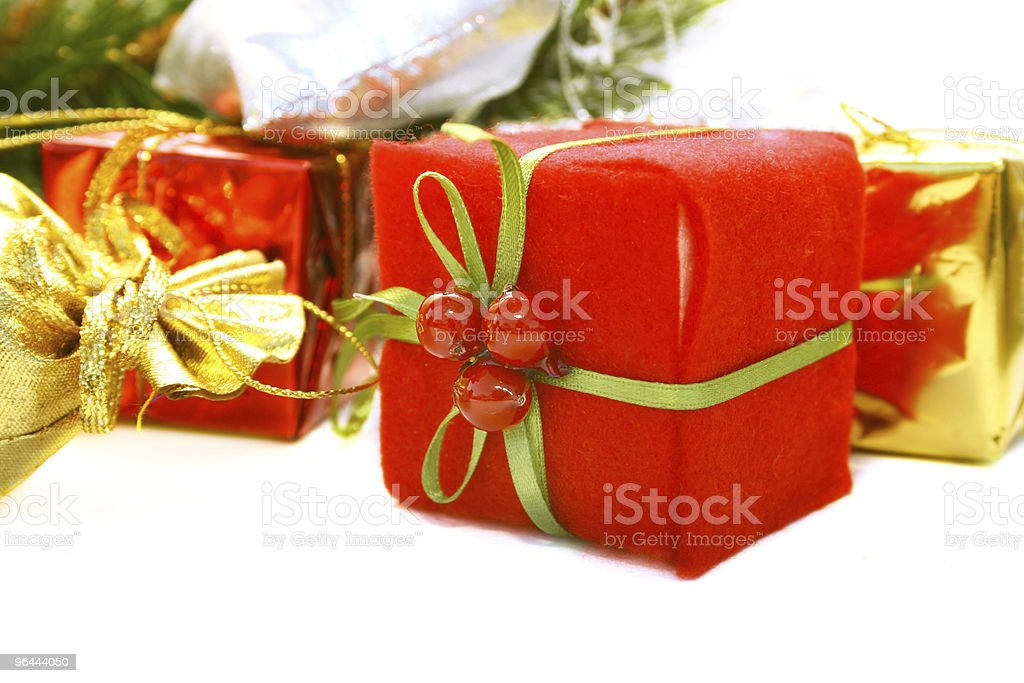 Christmas - Royalty-free Box - Container Stock Photo