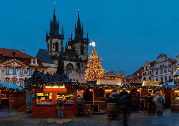 Noël - Prague - Tchéquie - Photo