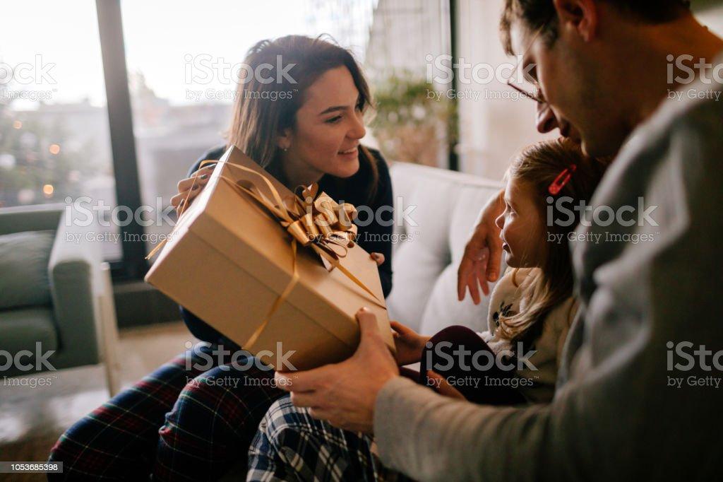 Weihnachtsgeschenk für unsere Mädchen – Foto
