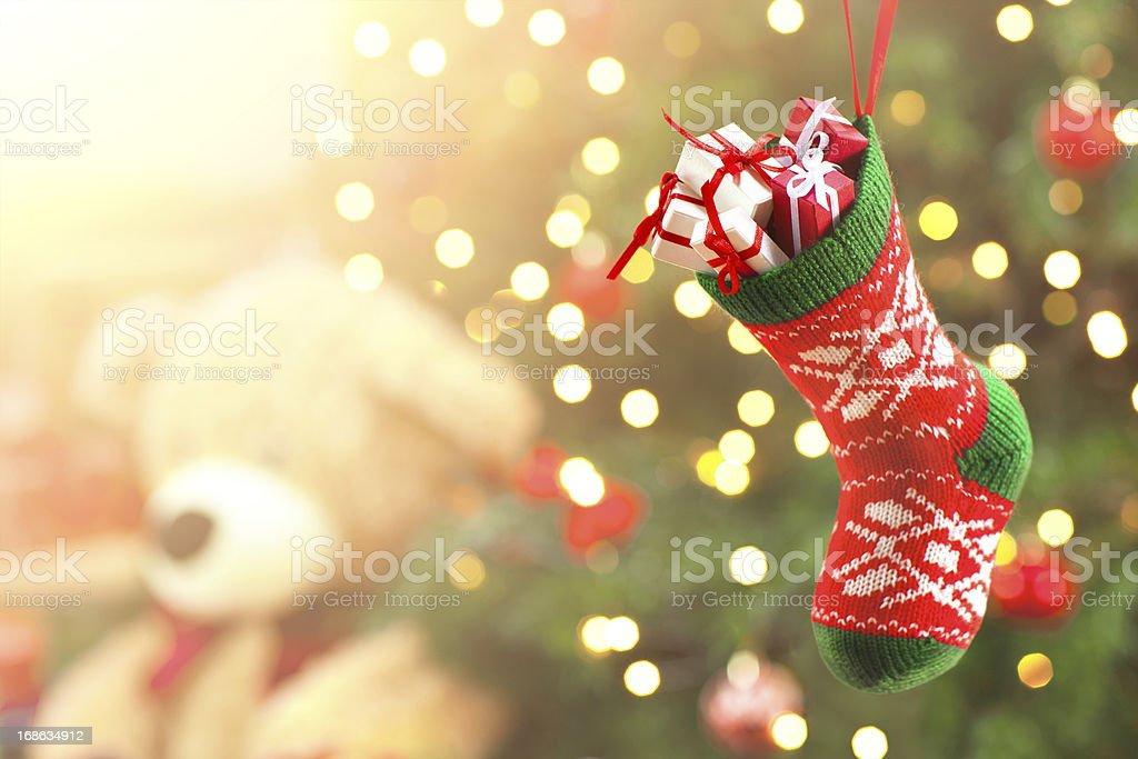 Weihnachts geschenke – Foto