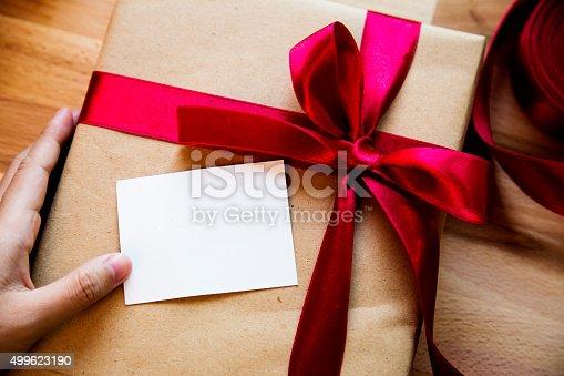 istock Christmas presents 499623190
