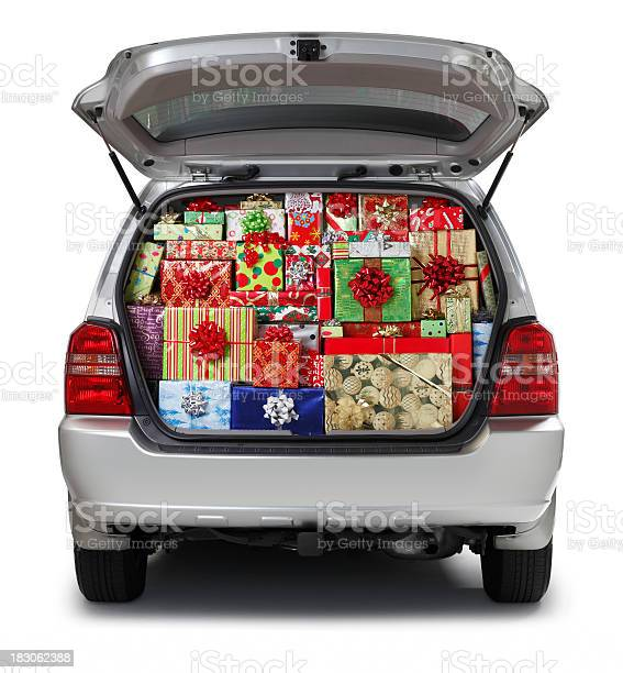 Christmas presents stuffed into suv isolated on white background picture id183062388?b=1&k=6&m=183062388&s=612x612&h=olwvfikhsgcxel2hobxxkjnk2zuiwleyslud9yao82i=