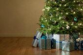 istock Christmas Presents Under the Tree 174947010