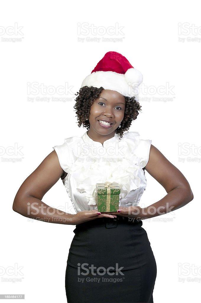 Christmas Presnt royalty-free stock photo