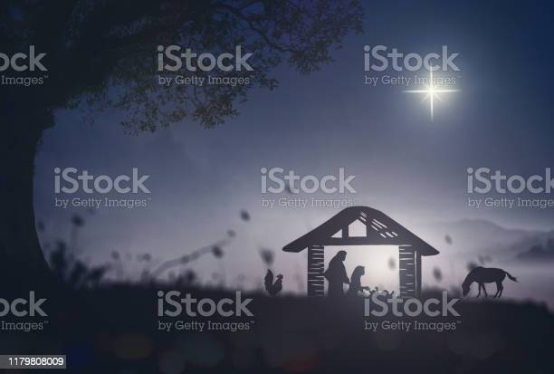 Christmas religious nativity concept picture id1179808009?b=1&k=6&m=1179808009&s=612x612&h=esh08vbkvionaevrqukhghl56v80dwftzafqiylmw0o=