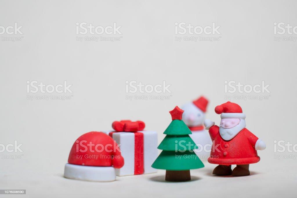 Christmas Santa stock photo