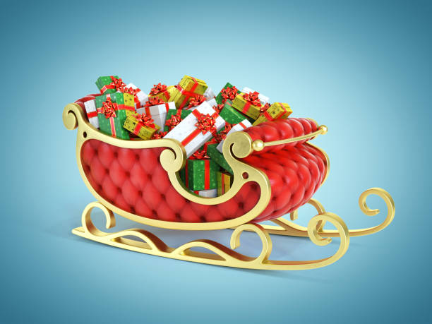 Christmas santa sleigh full of gift boxes picture id1180031775?b=1&k=6&m=1180031775&s=612x612&w=0&h=rz4tgtef08ogfj cugfbn2pjiuznjsrz6h 5iw9yxou=