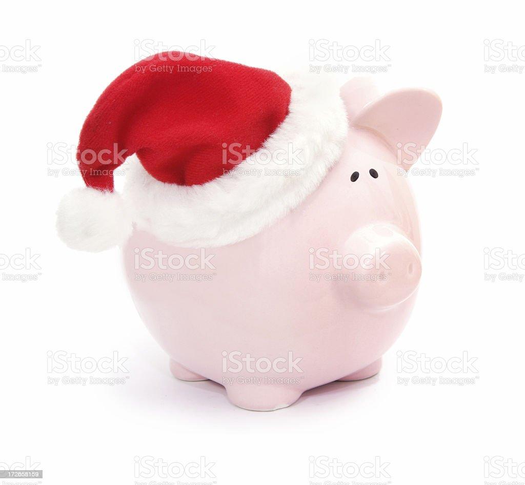 Christmas Savings royalty-free stock photo