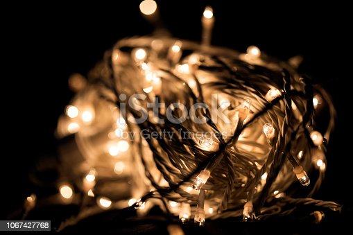 istock Christmas Scene 1067427768