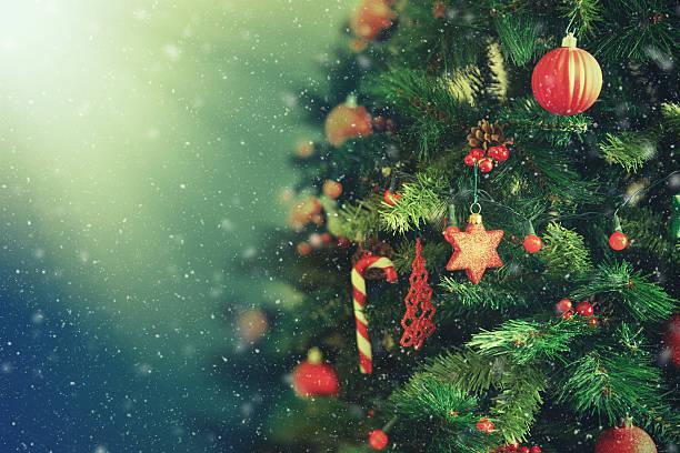 Escena de Navidad - foto de stock