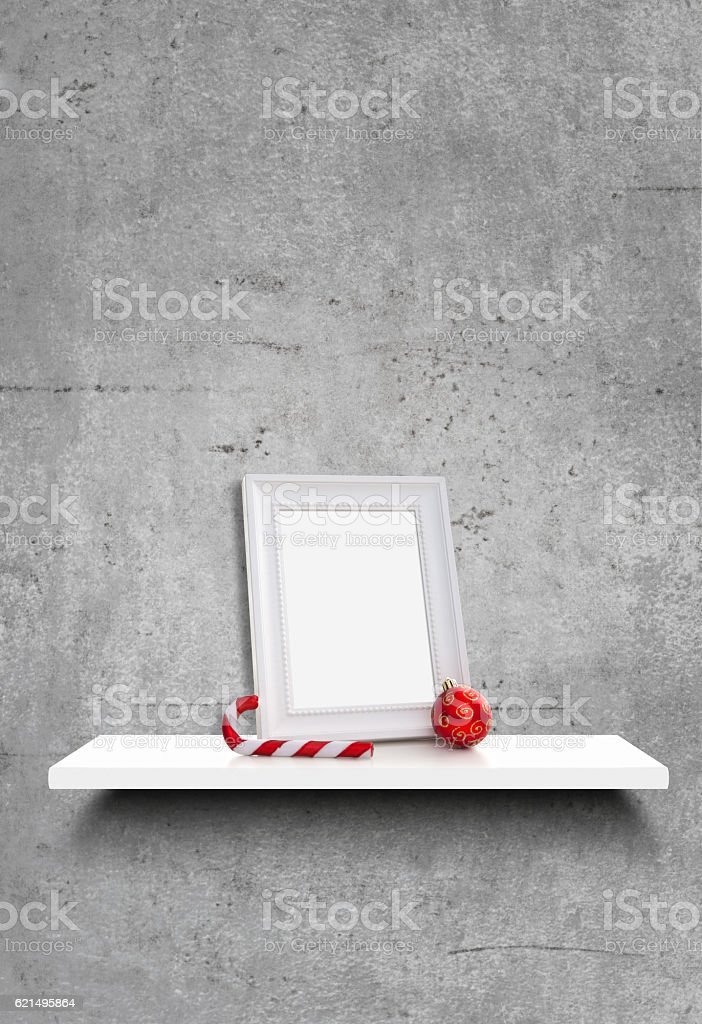 Scena di Natale  foto stock royalty-free