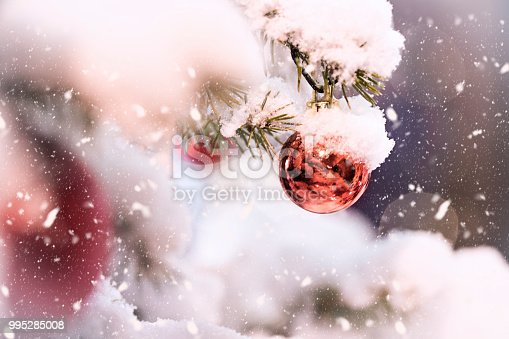 858960516 istock photo Christmas Scene 995285008