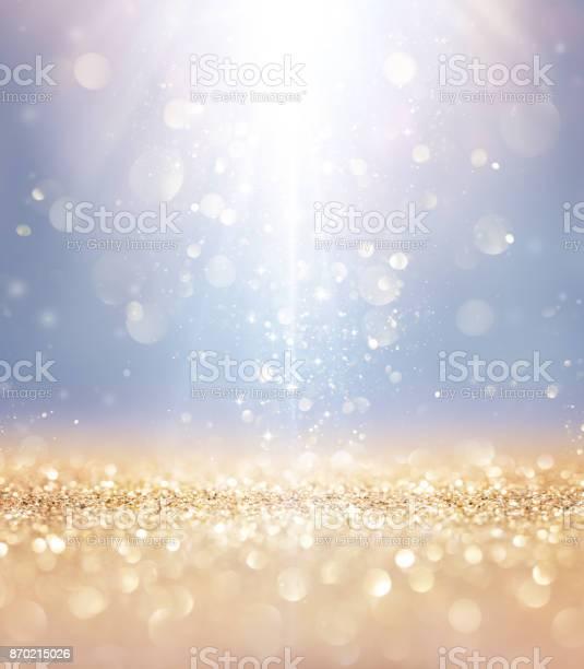Christmas shiny lights and stars falling on golden glitter picture id870215026?b=1&k=6&m=870215026&s=612x612&h=hdjg8mpb nqstlvspatlj6sigskpxknwfw ru0lesqu=