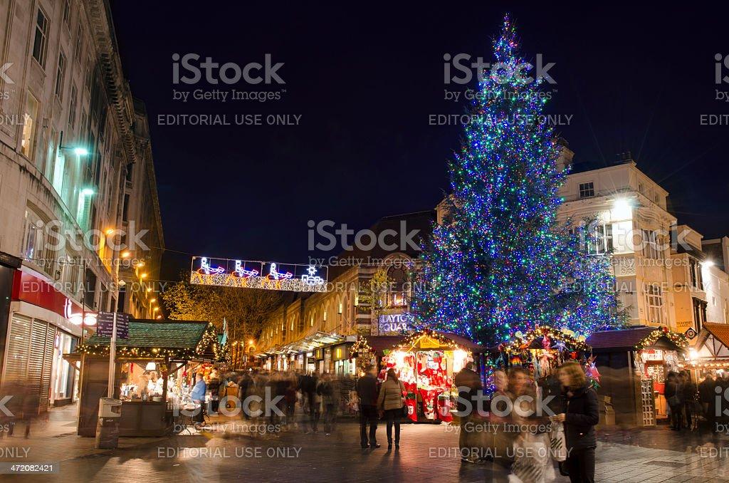 Foto De Compras Natal Liverpool E Mais Fotos De Stock De Arquitetura Istock