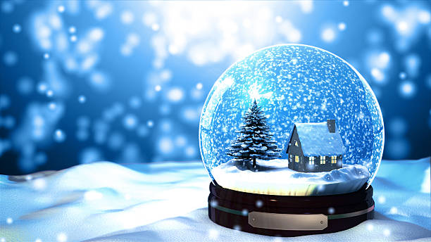 Best Snow Globe Stock Photos, Pictures & Royalty-Free Images - iStock