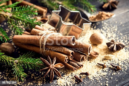 istock christmas spices 867802304