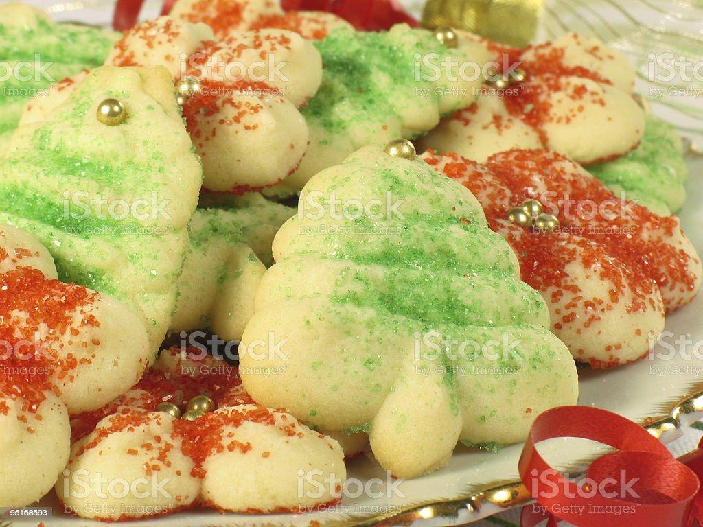 Christmas Spritz Cookies Stock Photo Download Image Now Istock